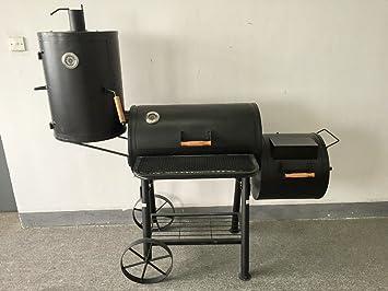 "Ahumador para barbacoa Kiug® XXL (ABC) ""Texas"" 75 kg,"