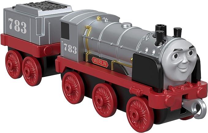 Merlin the Invisible Locomotora Trackmaster Revoluci/ón Mattel Thomas y sus Amigos