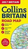 2017 Collins Map of Britain (Collins Maps)
