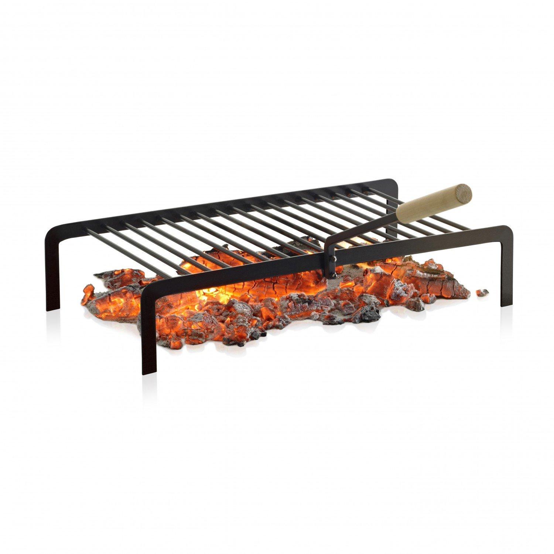 Barbecook 223.0940.000 - Parrilla para chimenea (4 patas)
