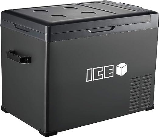 Amazon.es: IceCube 40 litros portátil Auto Frigorífico Congelador ...