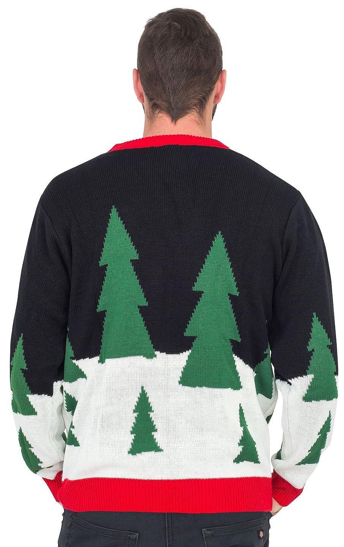 Ghostface Killah as Santa Ugly Christmas Sweater