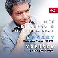 """Mozart: Symphony No. 38 """"Prague"""" - Voříšek: Symphony"""