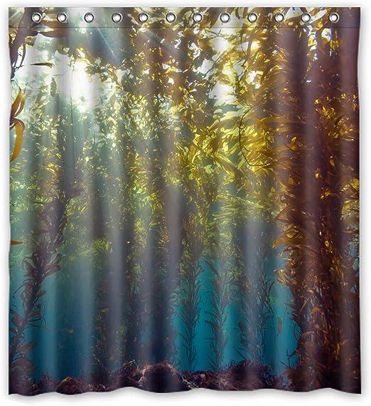 Personal Custom Algas disfraz cortina de la ducha Shower Curtain ...