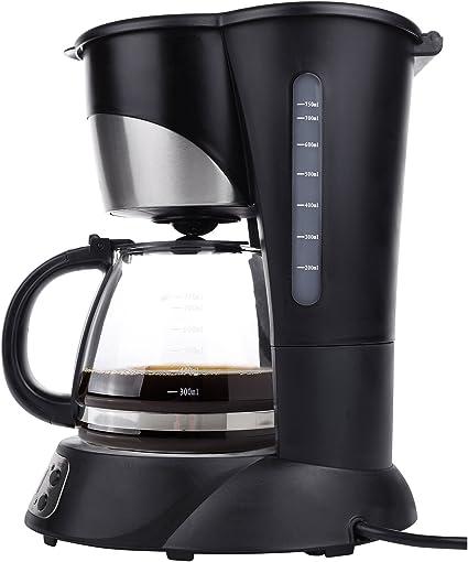 Tristar CM-1235 – Cafetera con temporizador digital, función para ...