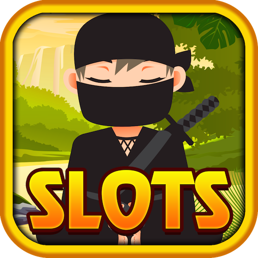 Slots Top Ninja Jackpots Casino Games - Slot Machines for Android & Kindle Fire Free (Free Rated Highest)