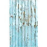 Zibuyu Wood Vinyl Studio Photography Background Backdrop (2.95 X 4.92Ft)