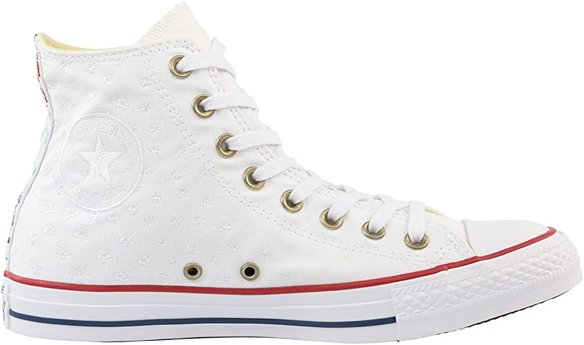 Converse Womens Taylor Hi Canvas Trainers