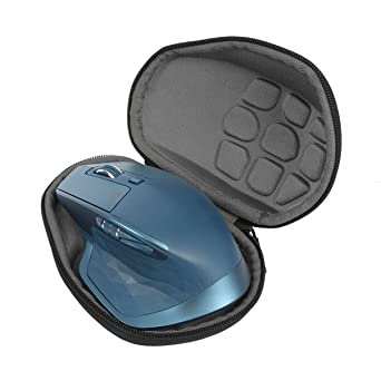 077dd2cf7c9 Hard Travel Case for Logitech MX Master / Master 2S Wireless Bluetooth Mouse  by co2CREA