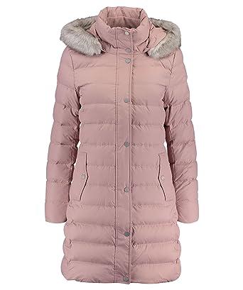Hilfiger tyra mantel rosa