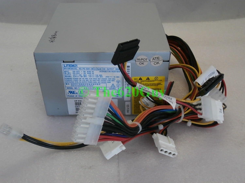 Amazon.com: HP Compaq Pavilion Presario 250W ATX Power Supply 5188 ...