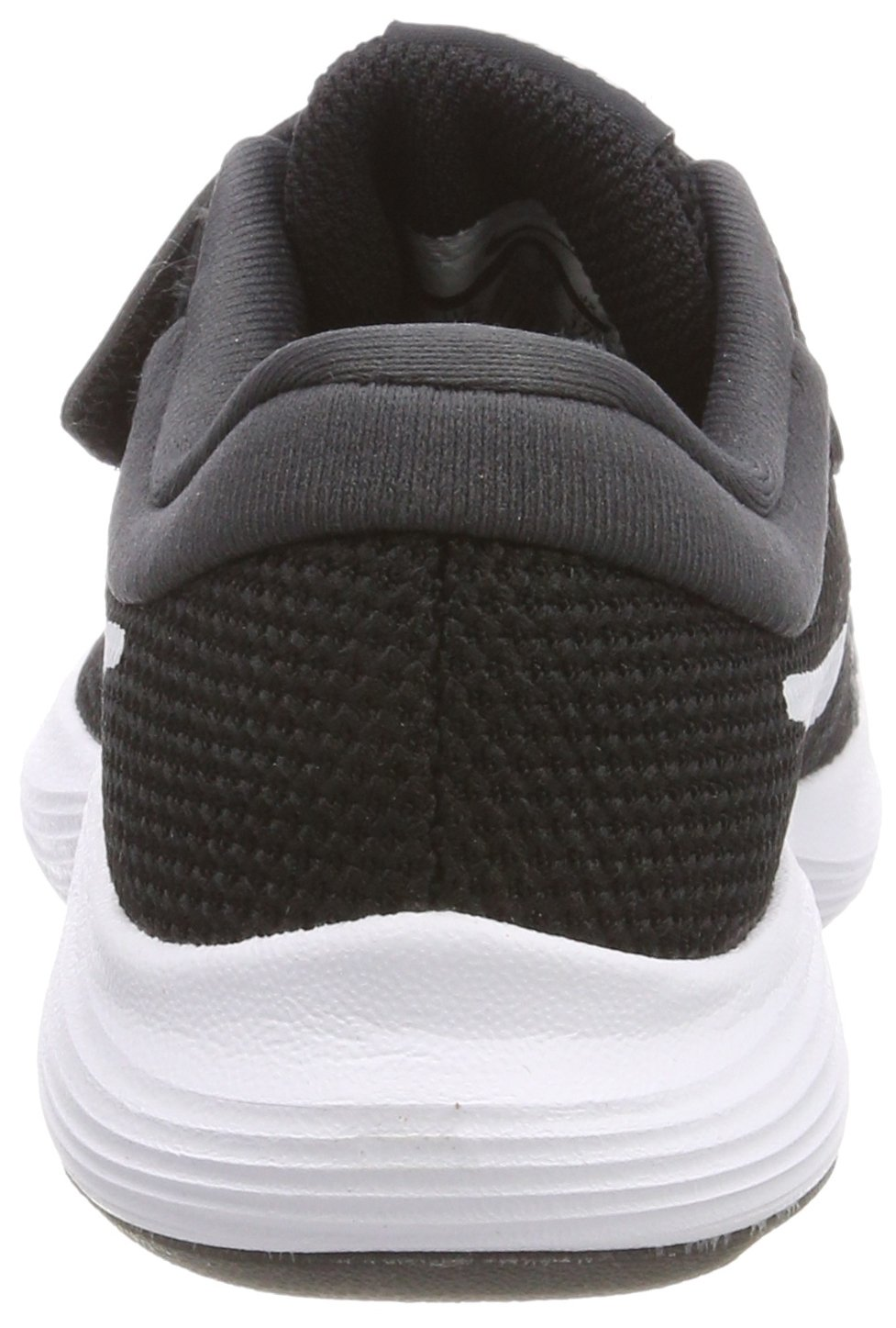 Nike Boys' Revolution 4 (PSV) Running Shoe, Black/White-Anthracite, 10.5C Youth US Little Kid by Nike (Image #2)