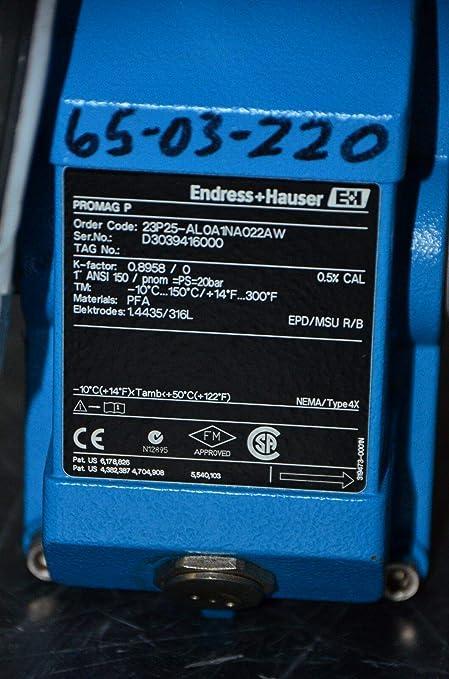 Endress Hauser Promag 23P 1