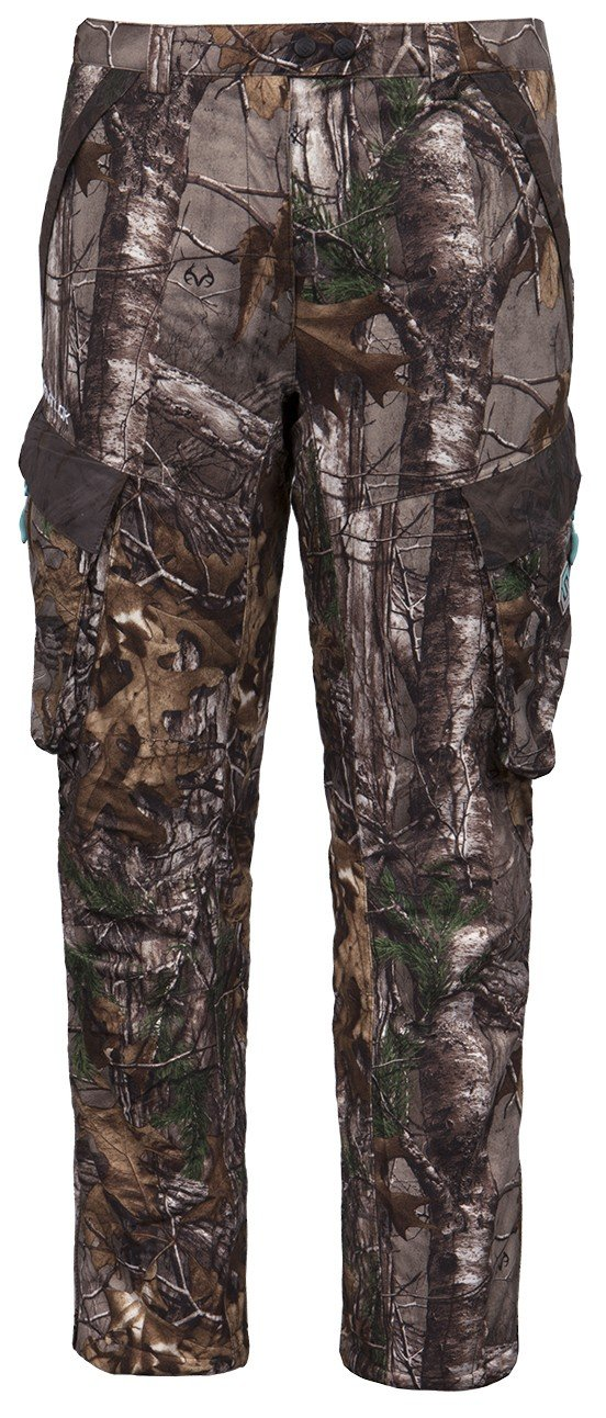 ScentLok Ladies Cold Blooded Pant (X-Large, Realtree Xtra) by ScentLok
