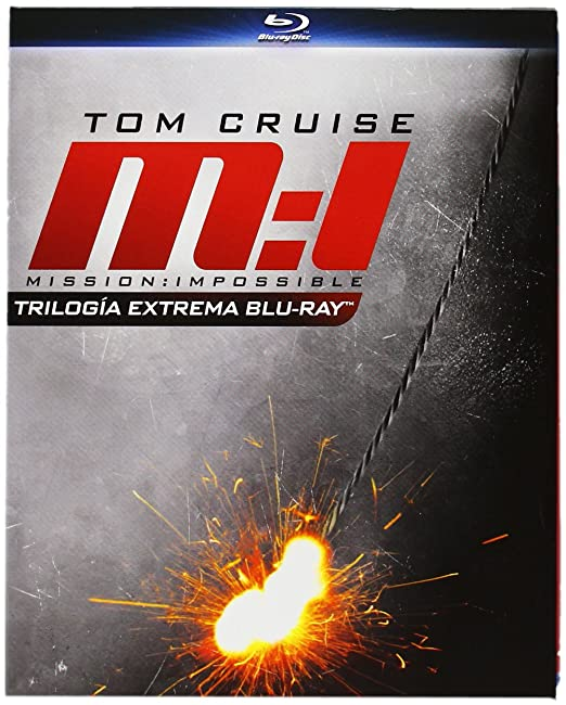 Pack - Trilogía Mision Imposible (Bd) [Blu-ray]: Amazon.es: Cruise ...
