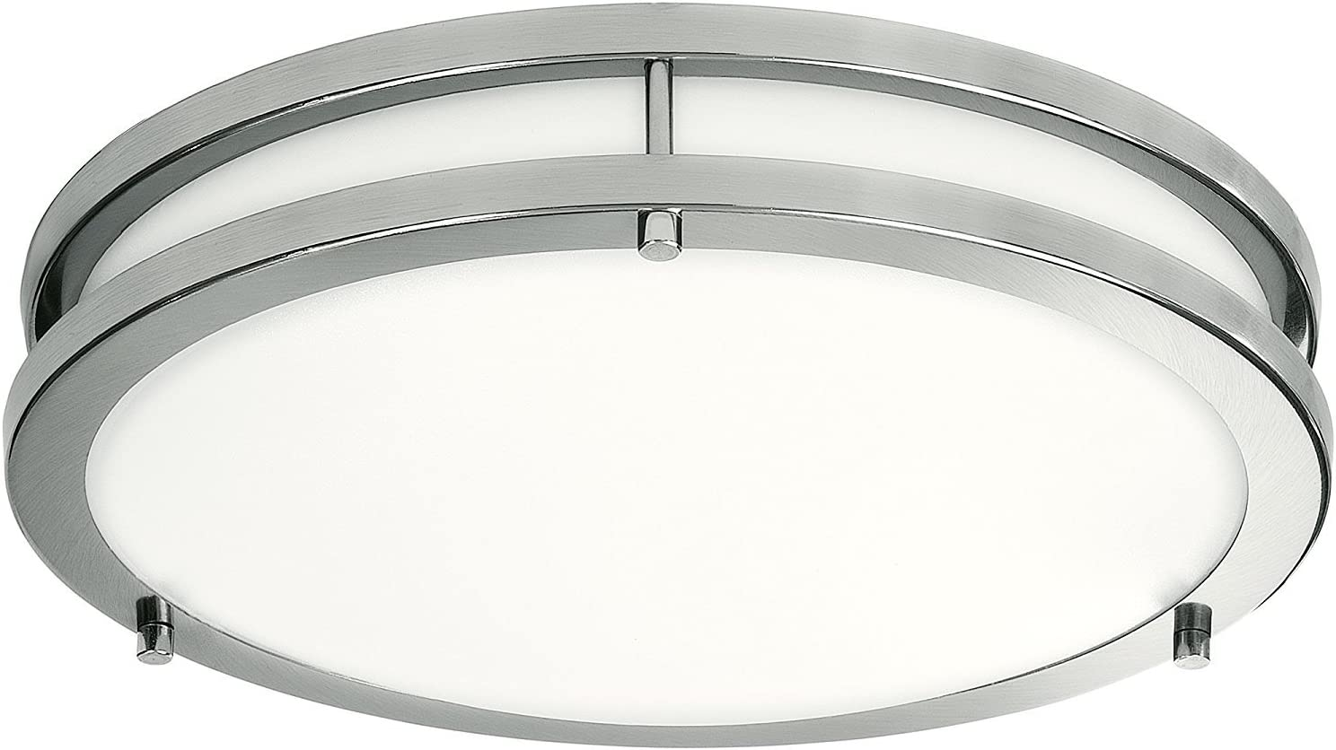 LB72119 LED Flush Mount Ceiling Light, 12 inch, 15W