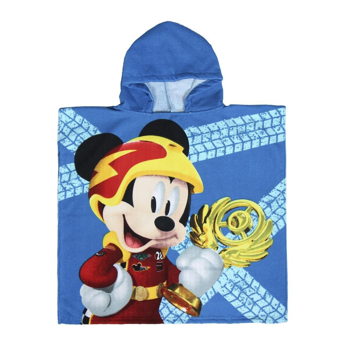 Mickey 2200002808 - Toalla playa y piscina Artesania Cerda