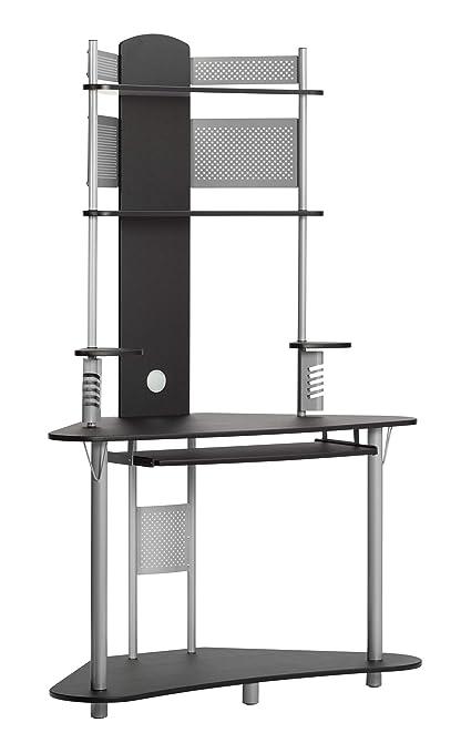 Amazon.com: Calico Designs Arch Tower Corner Computer Tower ...
