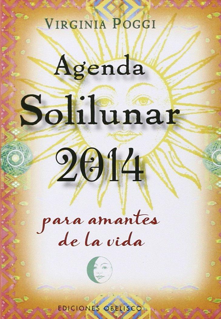 Agenda solilunar 2014 (Spanish Edition): Virginia Poggi ...