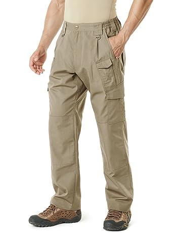 CQR Men s Tactical Pants Lightweight EDC Assault Cargo TLP105.  2 5a83239f8ec8