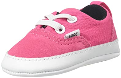 793a32bdc34b Amazon.com  Vans Kids Girls  Era Crib (Infant Toddler) Hot Pink 4 M  Shoes