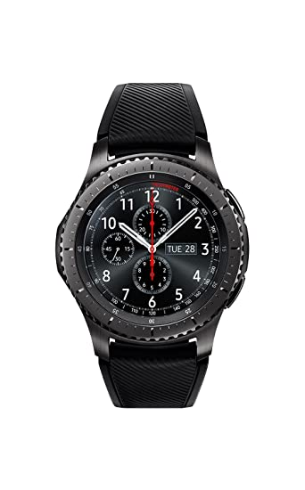 Amazon.com: Samsung Gear S3 Frontier SmartWatch 46 mm – At ...