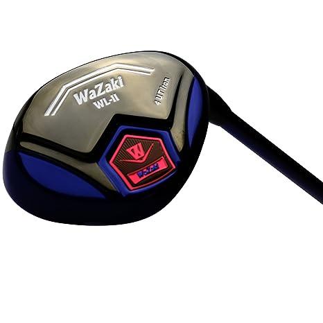 Wazaki Japan WL-IIs 4-SW MX Juego de Palos de Golf de Acero ...