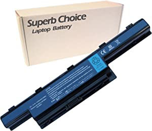 Superb Choice Battery Compatible with Acer Aspire 4250 4333 4625 4733Z 5250 5252 5333 5336 5349 7251 AS4250-C52G25Mikk