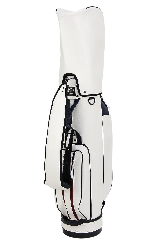 ジョーンズ (JONES) キャディバッグ ツアーバッグ USOPEN ライダーテイストデザイン ロゴ刺繍 rider-r-usorider-gr B014PFC4N6+ホワイト(R-USO) F