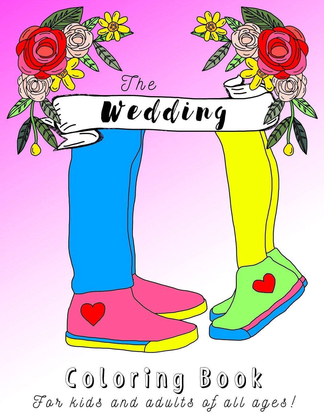 - Amazon.com: Wedding Coloring Book For Kids, Teens And Adults!: Now