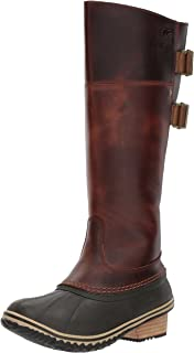 19e586517 Amazon.com | Sorel Women's Winter Fancy Tall II Boot | Snow Boots