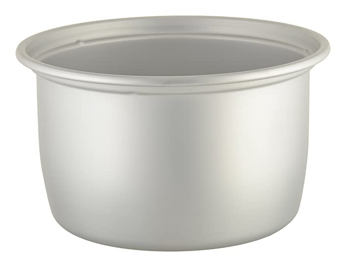 Panasonic Aluminum Cooking Pot, 2.2 Litres, Lid Cooker Only, Silver Pot & Pan Sets at amazon