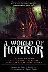 A World of Horror Kindle Edition