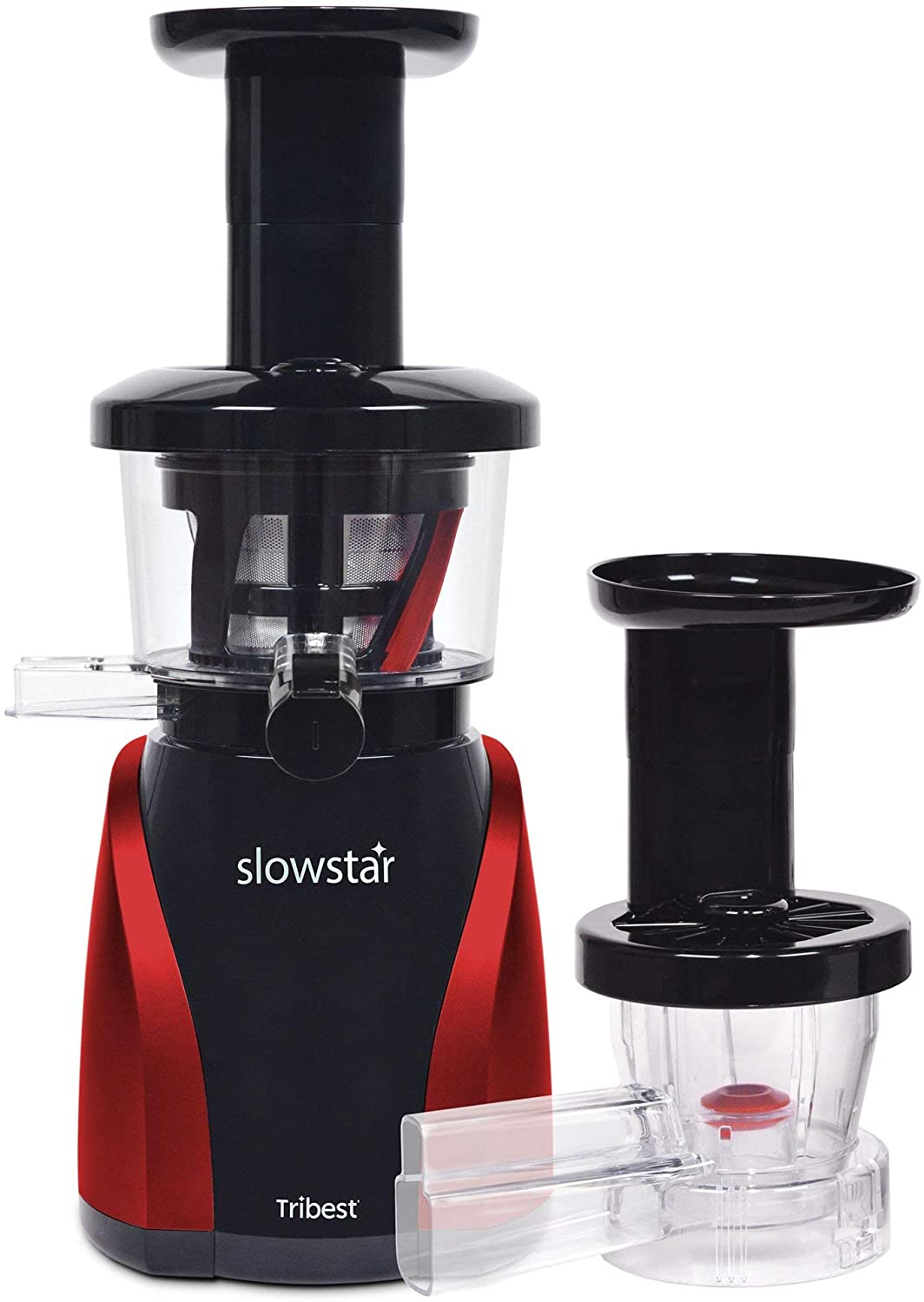 4.	Tribest SW-2000-B Slowstar Vertical Juicer