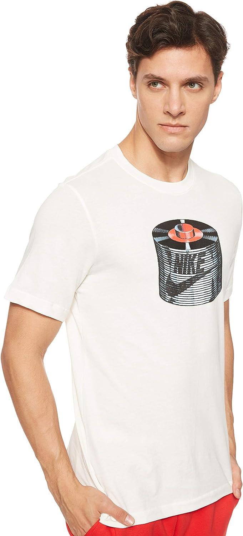 NIKE M NSW tee Remix 1 - Camiseta de Manga Corta Hombre: Amazon.es ...