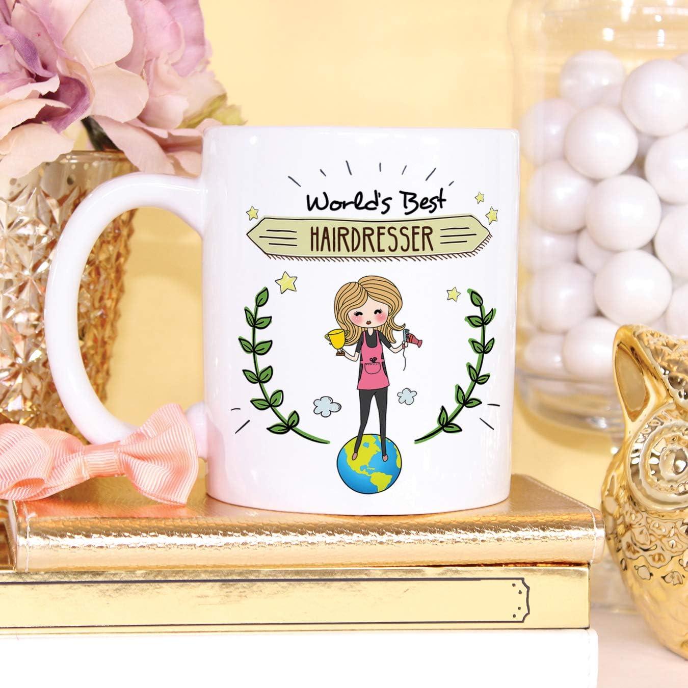 Mugffins Nurse Original Mug Cup Worlds Best Nurse 11 oz Ceramic