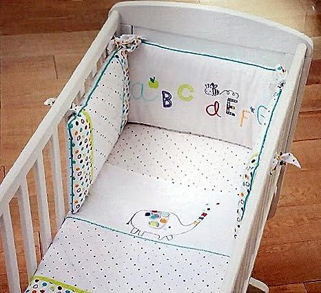 Cuna Mothercare Alphabet Brights