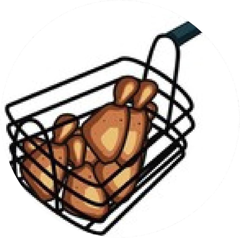 alfombrilla de ratón Conjunto de iconos web frito cocinar ...