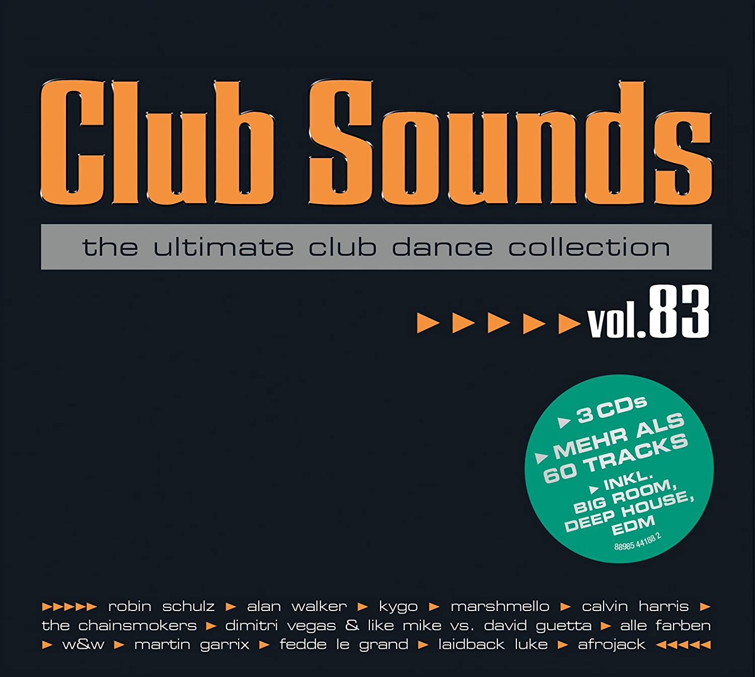 Club sounds 62 download
