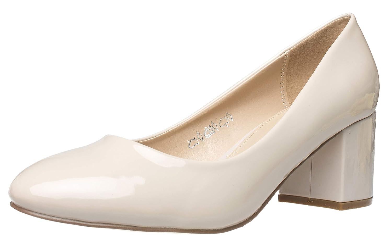 EU, Fitters Footwear That Fits Dames Escarpins Sesy Escarpins /à Talon Large
