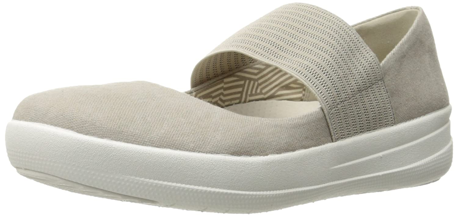 FitFlop Women's F Sporty Mary Jane Flat