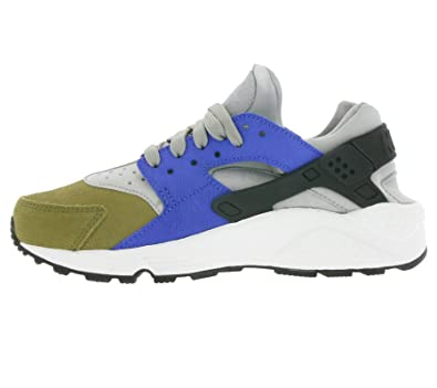 Nike 683818-007, Scarpe da Trail Running Donna, Argento (Matte Silver/Black Game Royal Olive Flak), 37.5 EU