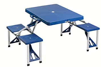 Table Valise Camping