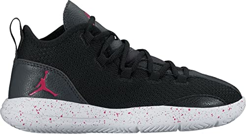 Zapatillas para baloncesto Nike Jordan Reveal GP para niñas, color negro, talla 35 EU: Amazon.es: Zapatos y complementos