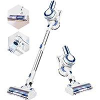 Umoot Cordless Vacuum Cleaner 10Kpa Extension Wand 35min-Running 4 in 1 Handheld Vacuum Cleaner Lightweight & HEPA…