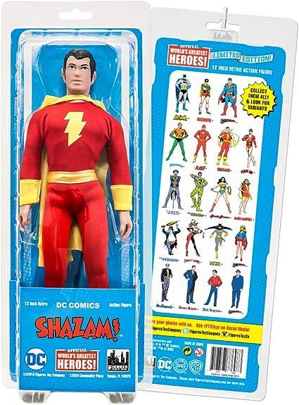 12 Inch Retro DC Comics Action Figures Series Aquaman