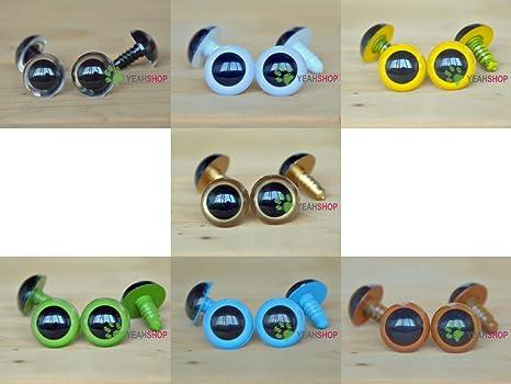 Safety Eyes for Amigurumi: Amazon.com | 350x466