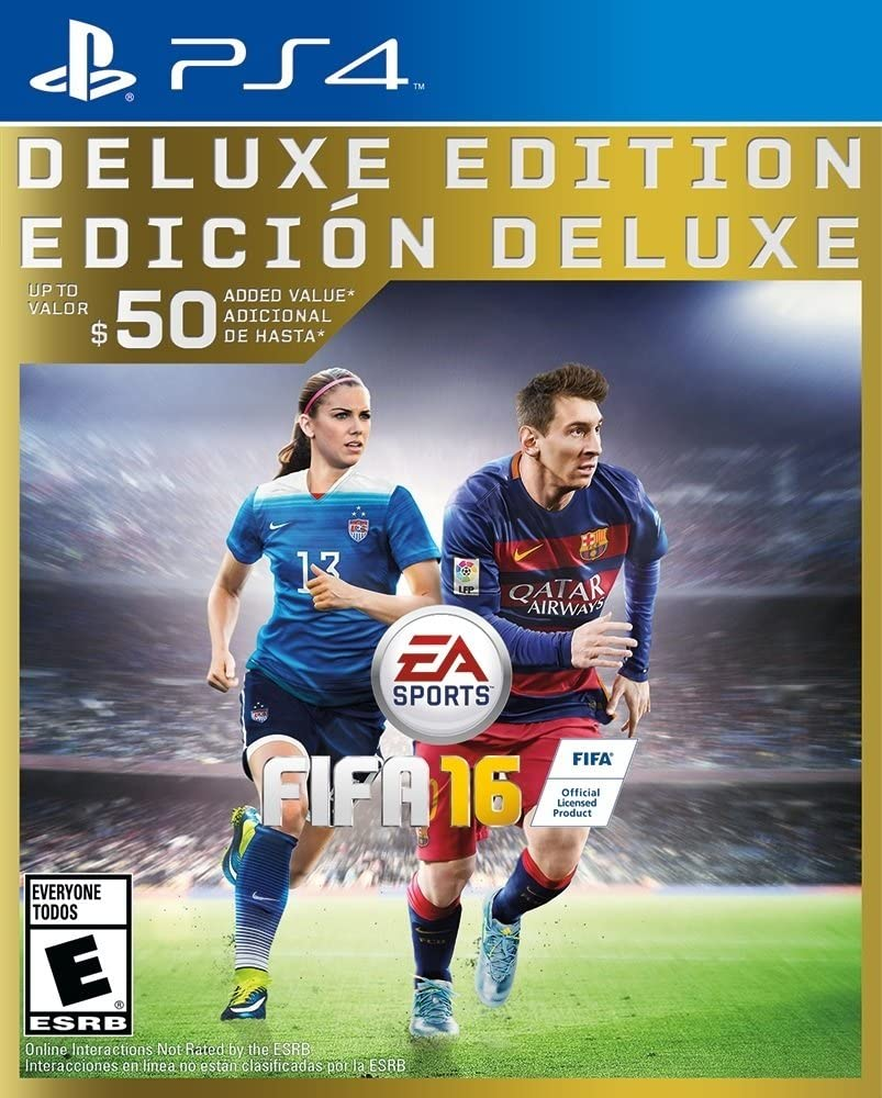 Electronic Arts FIFA 16 Deluxe PS4 - Juego (PlayStation 4 ...