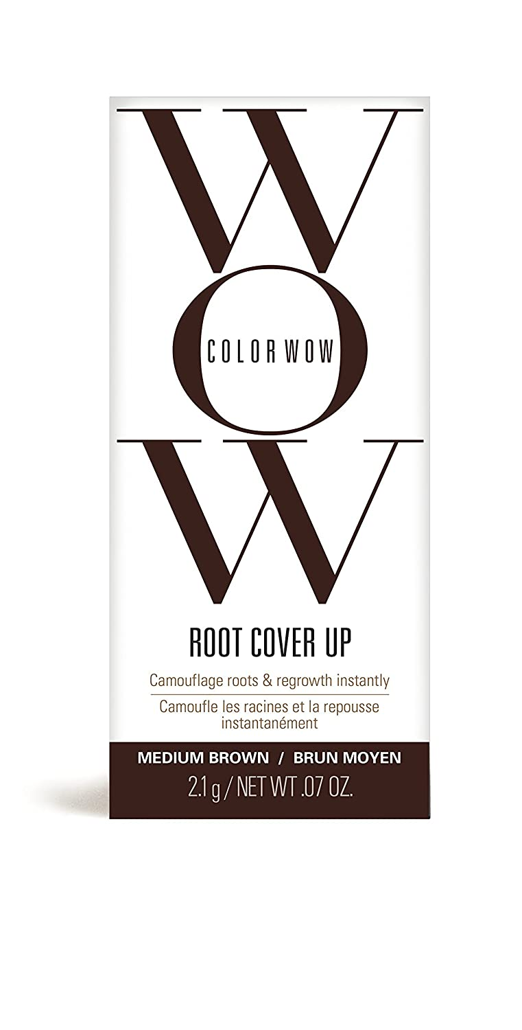 Amazon.com: COLOR WOW Root Cover Up Medium Brown: Color Wow ...