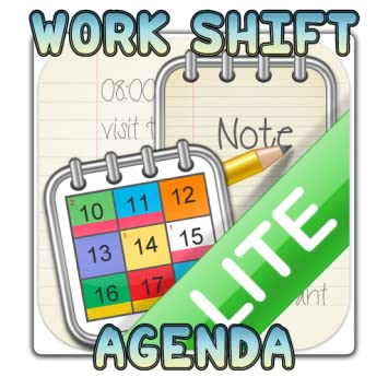 Amazon.com: WorkShift Agenda Lite: Appstore for Android